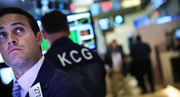 Dow Jones Industrial Average Rises Sharply