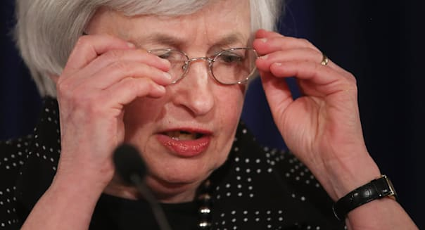 Yellen Poised to Rewrite Fed's Rule Book on Wages, Inflation