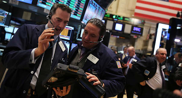Stocks Close At Record High On News Of EU Greece Bailout Extension
