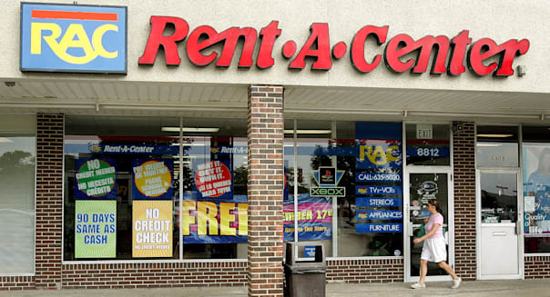 Rent-a-Center To Close Over 150 Stores
