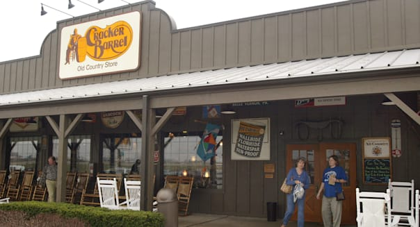Cracker Barrel Can't Duck Controversy Now