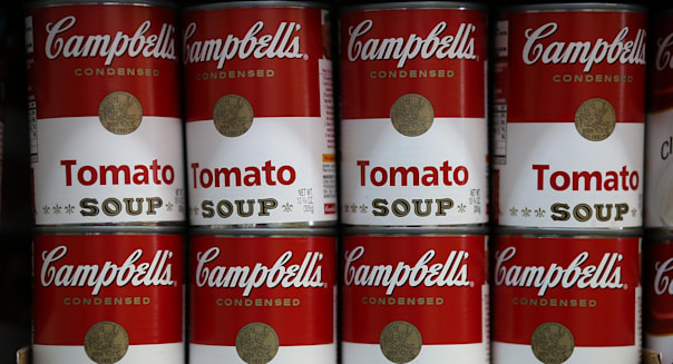 Wintry Chill Fails to Boost Campbell Soup Sales