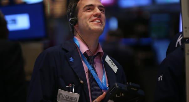 Stocks Rises As Optimism Grows On Impasse In Washington