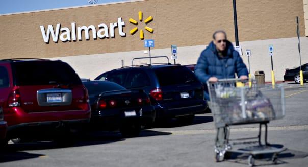 Walmart Profit Forecast Trails Estimates on Tax Increase