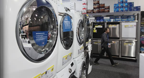 Durable Goods Orders Surge, Boosting Manufacturing Outlook - AOL Finance