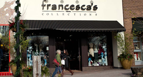 Francesca's Holdings Corp. Announces Earnings