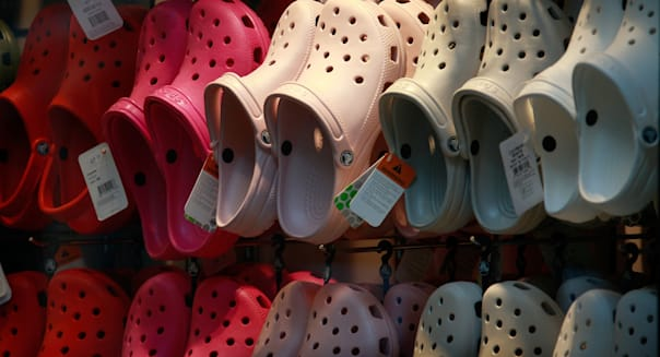 Popular Rubber Clog Crocs Struggling To Stay In Business Amid Weak Demand