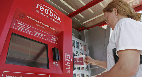 McDonald's Installs Video Rental Kiosks