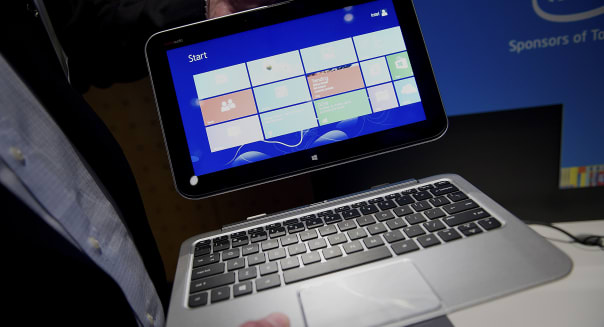 Intel's OEM Partners Unveil The Latest Intel-based Tablet & Tablet Convertibles