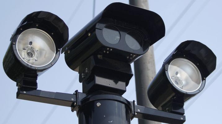 Red Light Cameras Chicago