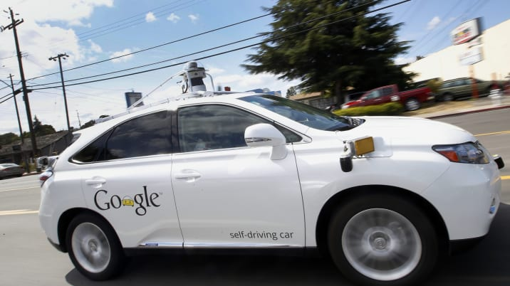 Self-Driving Cars Not Ready