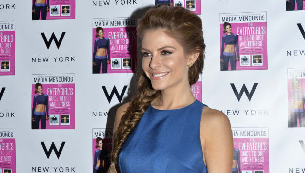 Maria Menounos reveals how she lost 40-pounds