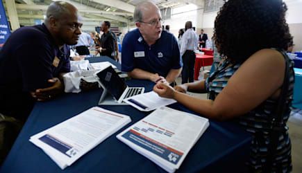 Fort Bragg Veterans Jobs Summit