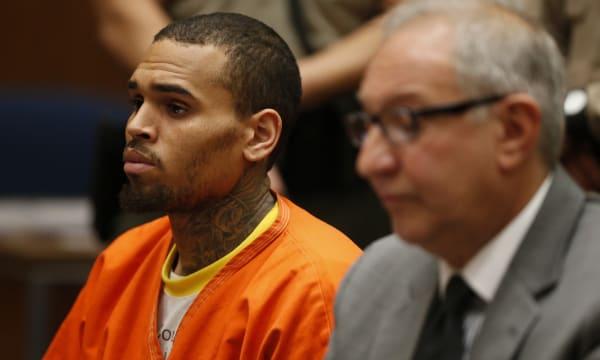 People-Chris Brown