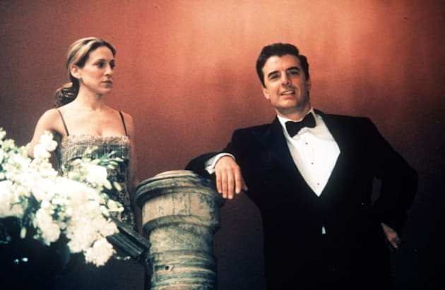 Candace Bushnell Says Carrie And Mr. Big Wouldn't Have Ended Up Together In Real