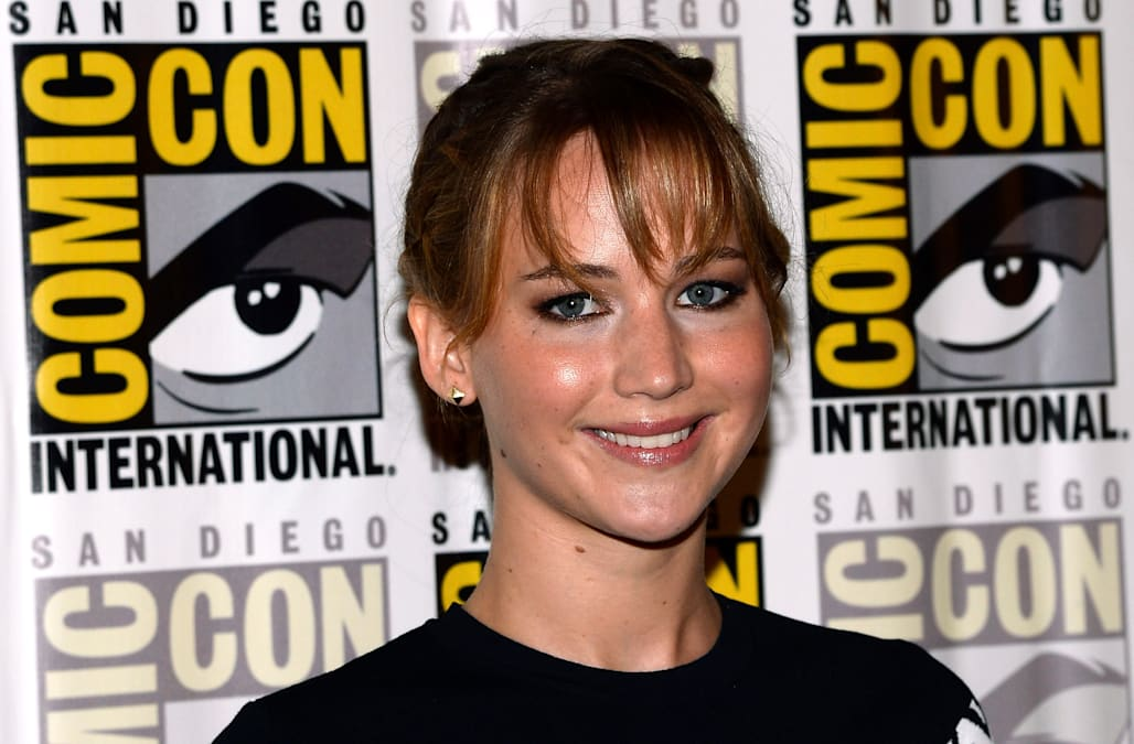 """Lionsgate's """"The Hunger Games: Catching Fire"""" And """"I, Frankenstein"""" Press Line - Comic-Con International 2013"""