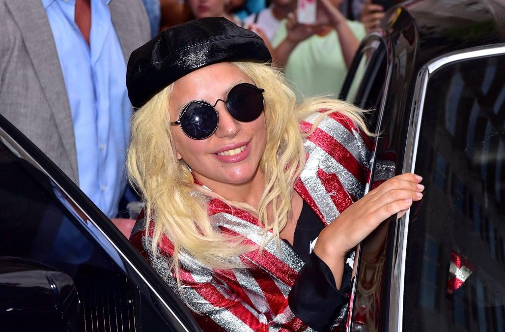 Celebrity Sightings In New York City - June 23, 2015