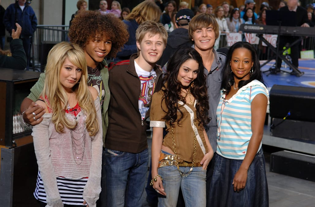 "NBC's Today Show Presents Disney's ""High School Musical"" In Concert"