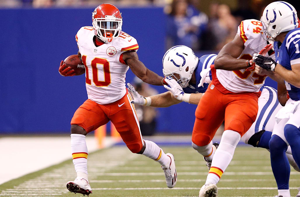 Kansas City Chiefs v Indianapolis Colts