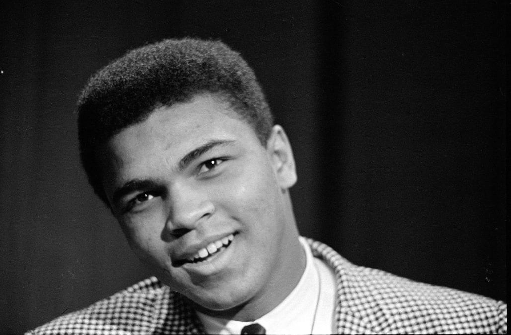 Muhammad Ali Responds