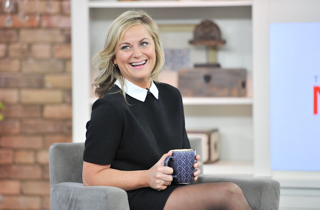 "Actress Amy Poehler Visits CTV's ""The Marilyn Denis Show"""