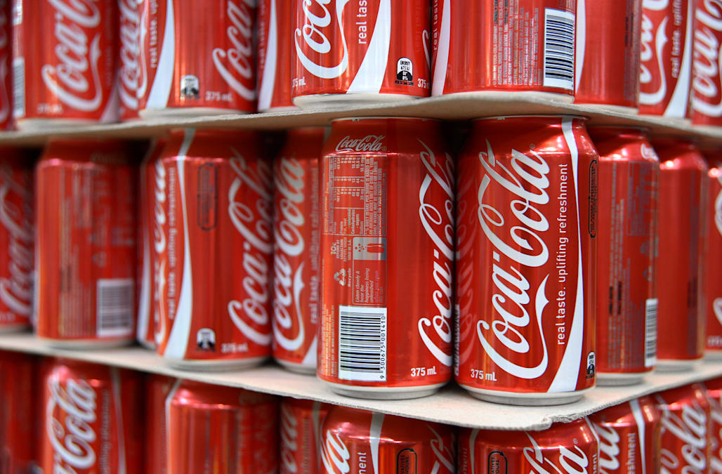 Inside Coca-Cola Amatil's Production Facilities
