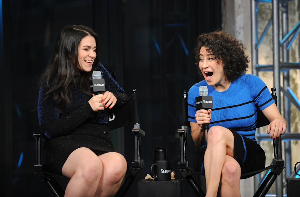 AOL Build Speaker Series - Ilana Glazer and Abbi Jacobson