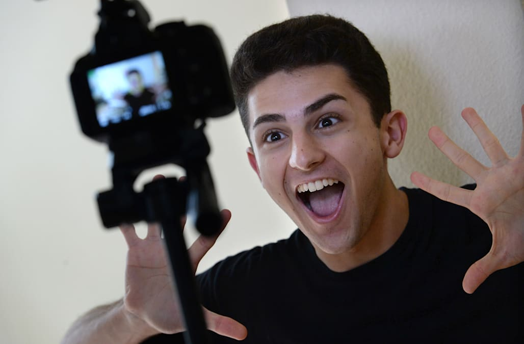 Move over Hollywood, this is the age of the YouTube star