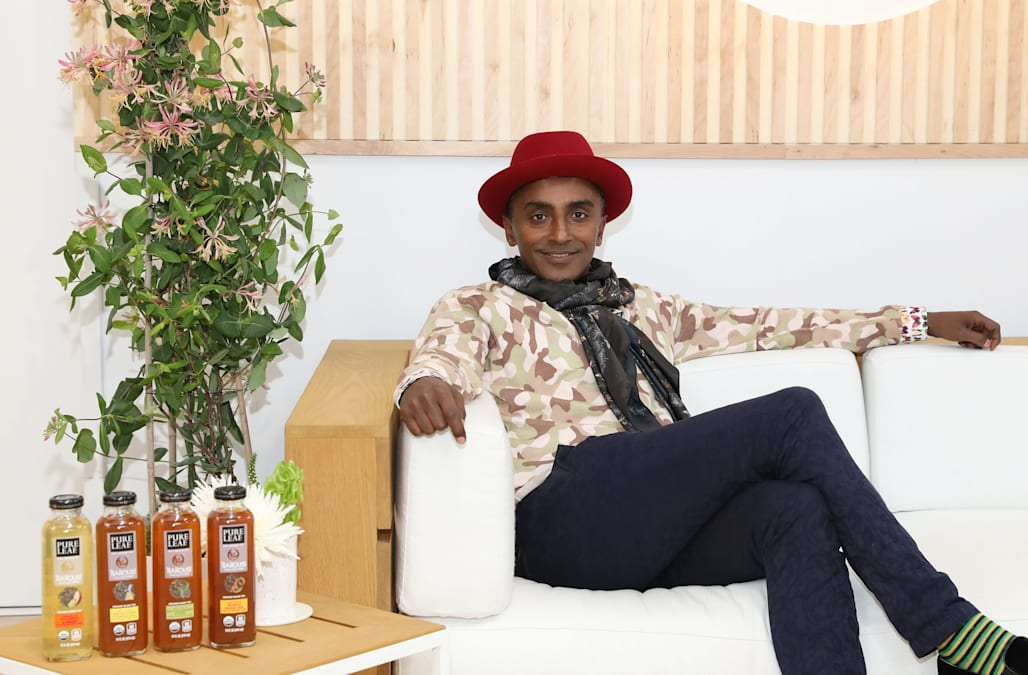 Marcus Samuelsson for Pure Leaf