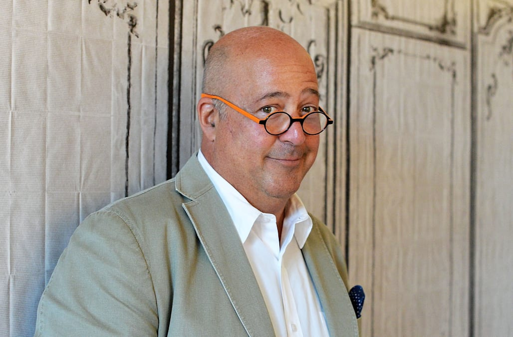 AOL Build Speaker Series - Andrew Zimmern, 'Bizarre Foods'