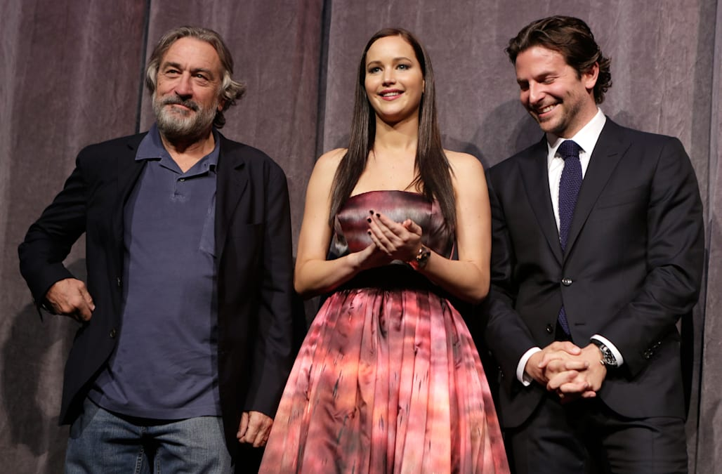 """Silver Linings Playbook"" Premiere - Red Carpet - 2012 Toronto International Film Festival"
