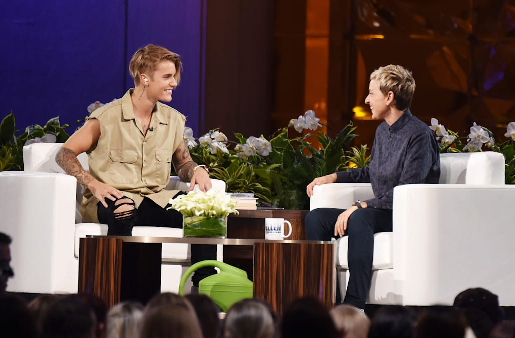 """The Ellen Degeneres Show"" Season 13 Bi-Coastal Premiere"