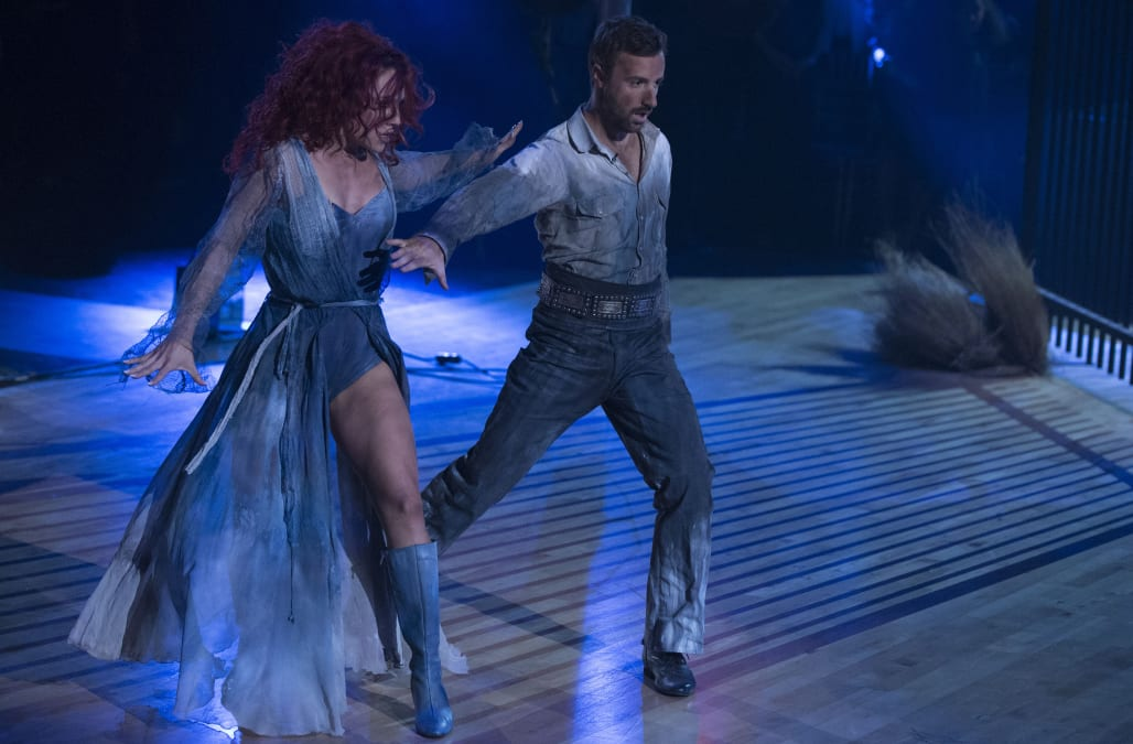 "ABC's ""Dancing With the Stars"": Season 23 - Week Two"