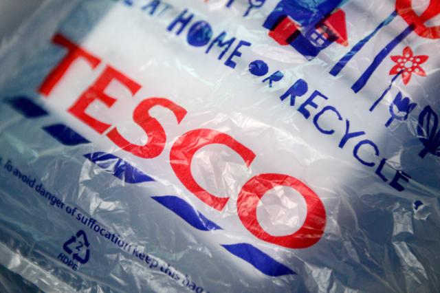 Tesco Supermarket Report 92% Fall In Profits