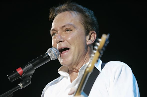 David Cassidy Concert - London