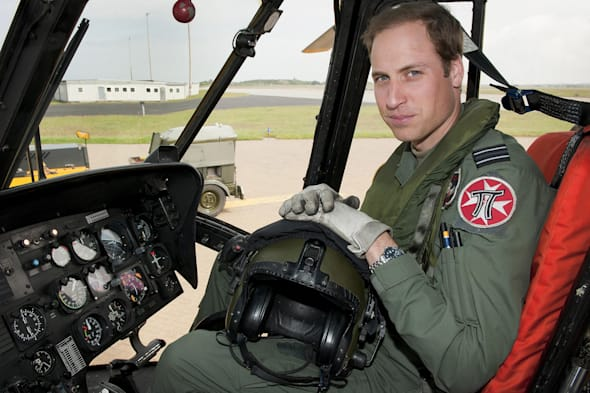 Prince William air ambulance pilot@PA