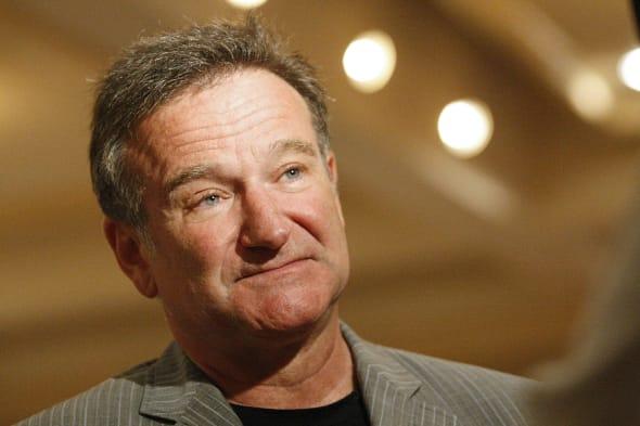 Robin Williams dead, age 63