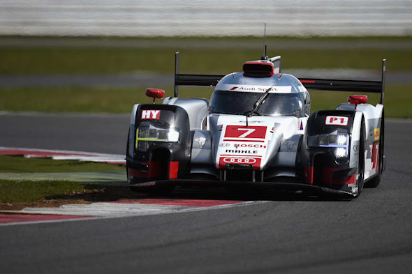 FIA World Endurance Championship 6 Hours of Silverstone