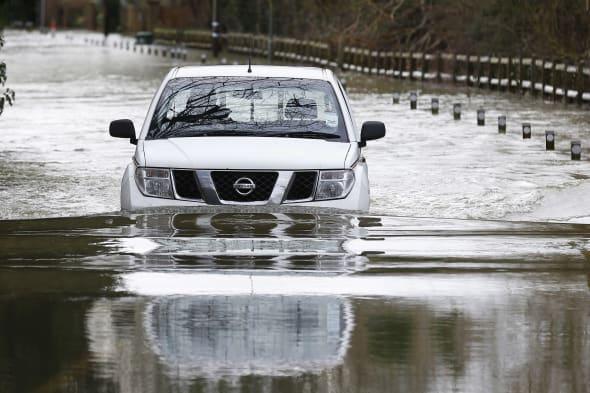 Britain Floods