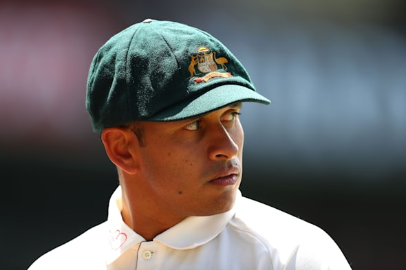 Usman Khawaja has been left out of Friday's ODI against Pakistan at the