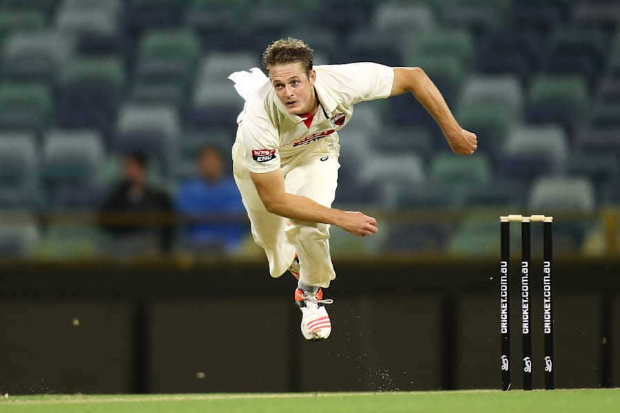 We're not sure if his bowling is up to it, but on the positive side, he can apparently