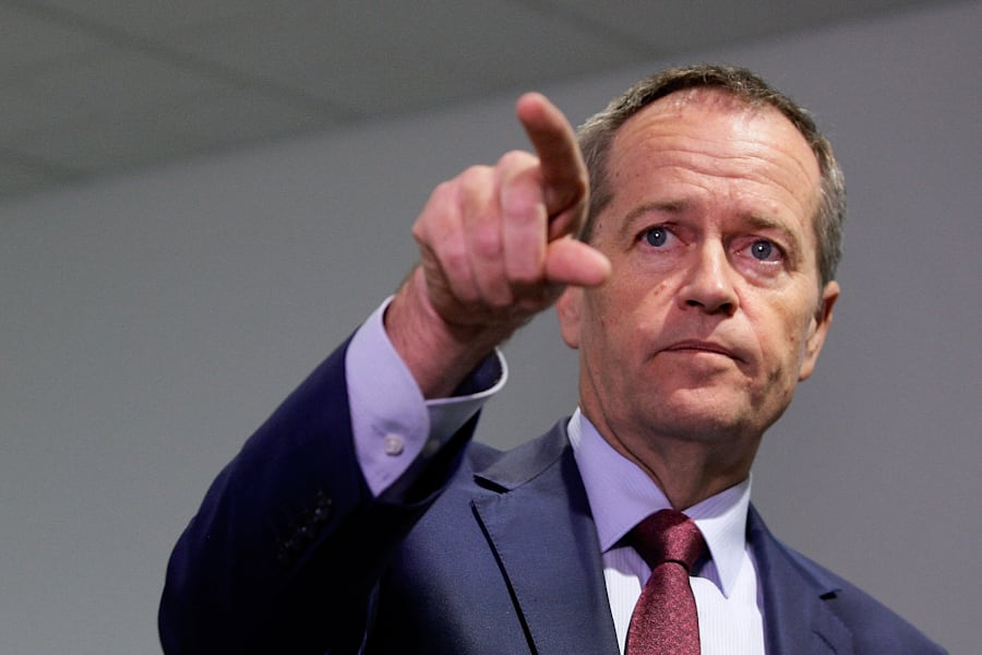 Opposition Leader Bill Shorten will spend more money on the NBN because Labor says it is a better system...