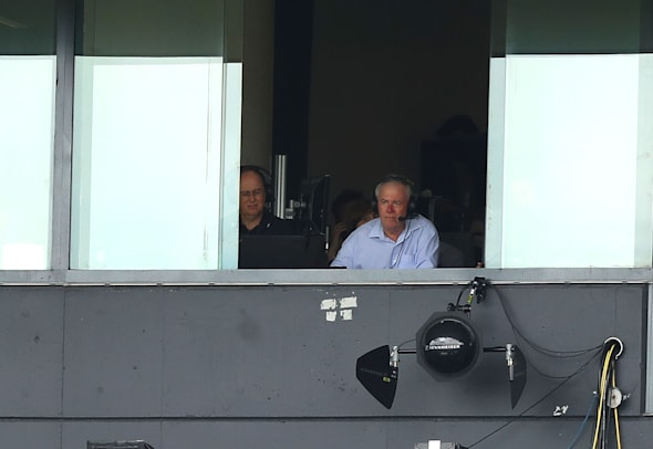 Yep, that's Jim at the SCG on Tuesday January