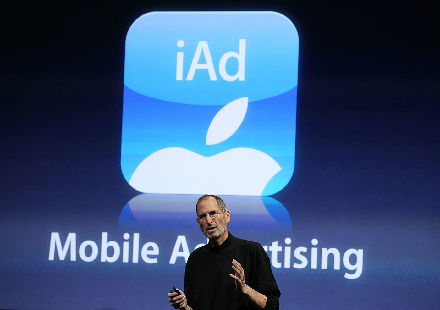 Apple 的 iAd 廣告平台將於 6 月 30 日關閉