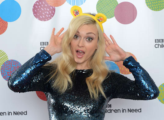 BBC Children in Need Backstage