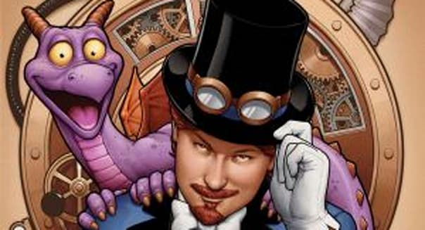 Figment, Dreamfinder origin story comic from Marvel