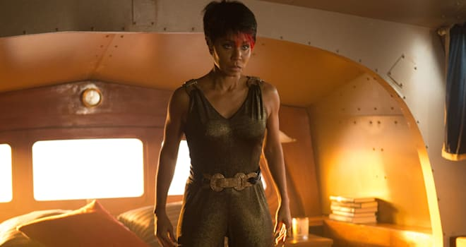 GOTHAM: Jada Pinkett Smith as Fish Mooney in the
