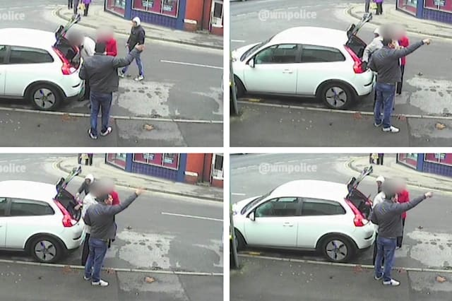 'Despicable' thieves caught on CCTV