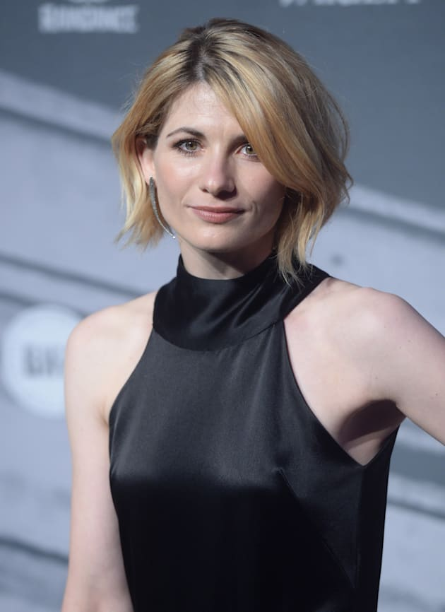 "Jodie Whittaker is the new Doctor in ""Doctor"