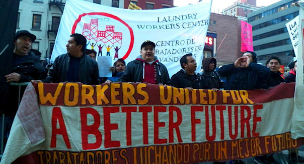 B&H Photo workers demand an end to dangerous and